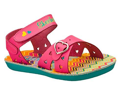 Skechers Infant/Toddler Girls Buttercups Pink/Multi