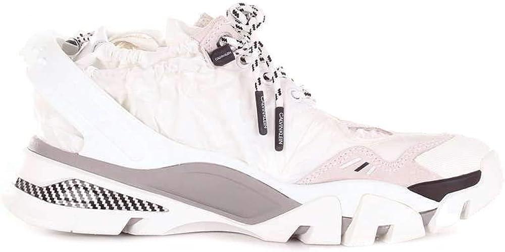 Luxury Fashion | Calvin Klein Hombre K0063WHITE Blanco Zapatillas ...