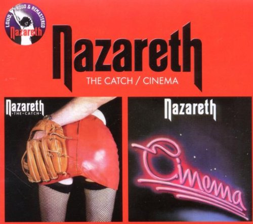 Nazareth - The Catch / Cinema - Nazareth - Zortam Music