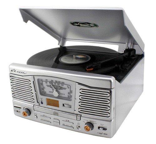 Soundmaster PL 745 - Tocadiscos (reproductor de MP3 y CD ...
