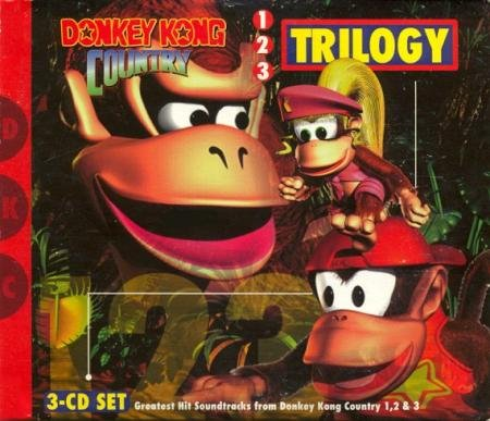 Price comparison product image Donkey Kong Country Trilogy Soundtrack