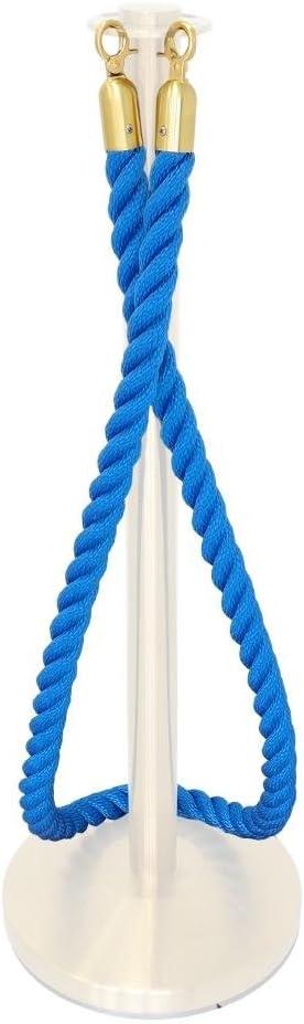 Kanirope/® Absperrkordel MULTITWIST Prime 250cm Blau