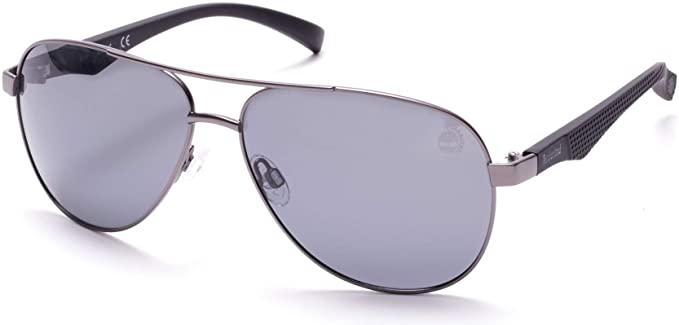 4da1a19912 Image Unavailable. Image not available for. Color  Sunglasses Timberland TB  9137 09D matte gunmetal smoke polarized