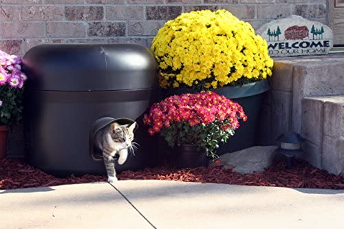 Kitty Tube Outdoor Insulated House product image