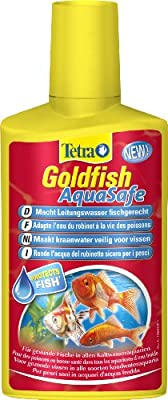 Tetra - Goldfish Aquasafe Agua Fria Para Peces, 250 Ml