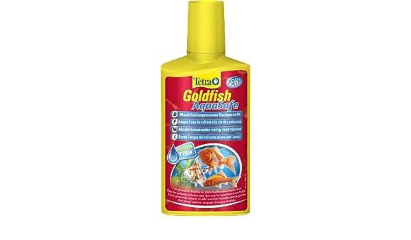 Tetra - Goldfish Aquasafe Agua Fria Para Peces, 250 Ml: Amazon.es: Productos para mascotas
