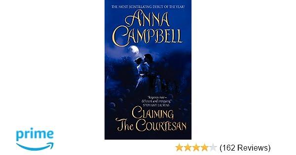 Claiming The Courtesan Avon Romantic Treasures Anna Campbell
