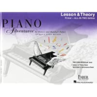 Piano Adventures: Lesson And Theory Book - Primer Level (Book Only)