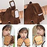 Livoty USB Heating Gloves Women Men Hand Warm