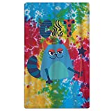 SARA NELL Cute Blue Cat Microfiber Beach Towel,Quick Dry,Lightweight,Pool Bath Towel Beach Blanket For Travel Swim Pool Yoga Camping Beach Gym Sport Oversized-32 X 51''