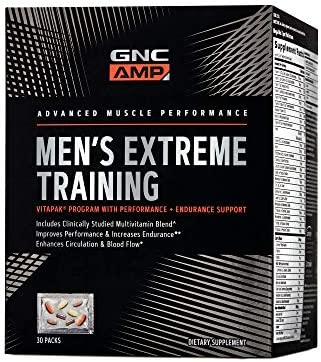 GNC AMP Mens Extreme Training product image