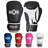 Ringside Striker Boxing Kickboxing Muay Thai Training Gloves Sparring Punching Bag Mitts