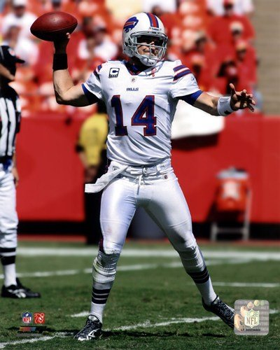 Ryan Fitzpatrick 2011 Action - 8x10 Inches - Art Print Poster