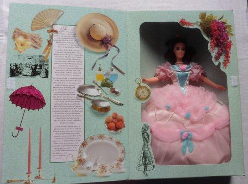 (Barbie Mattel Great Eras 1850's Southern Belle Doll)