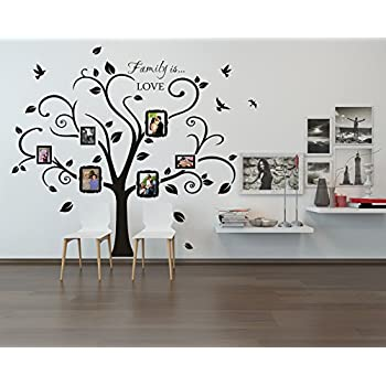 Amazon.com: Family Branches Wall Quote, Wall Words, Wall