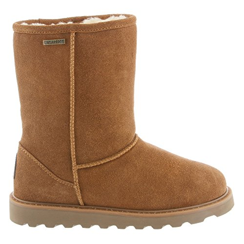 Snow Payton Bearpaw Ii Boots Brown Waterproof Women's qIn10Pw0x7
