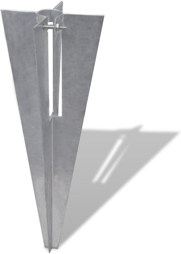 vidaXL Grillage 10 x 1,2 m avec Mailles 76 x 63 mm