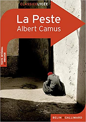La Peste Amazon Co Uk Albert Camus 9782701161662 Books