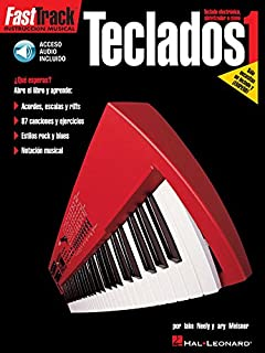 FastTrack Keyboard Method - Spanish Edition (Teclado 1)