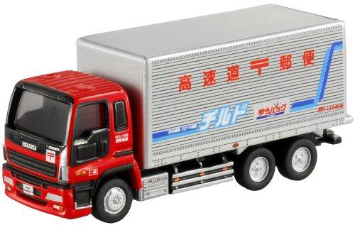 Tomica Limited 0108 Isuzu Giga Fast mail truck (Circle Giga)