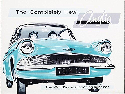 Poster Decorativo Carros Colecionadores Vintage