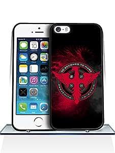 Popular Iphone 5 Cell Phone Funda Case Band Logo 30SecondsToMars Premium Hard Plastic Dust proof Anti-Scratch Protective Funda Case For Iphone 5 / 5s