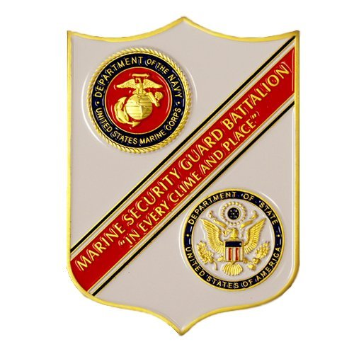Marine Security Guard Battalion Commemorative (Battalion Challenge Coin)