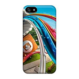High-quality Durability Case For Iphone 5/5s(gramophone)