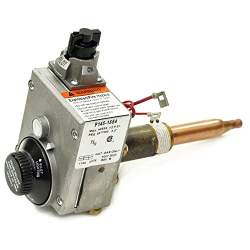 Kenmore F145-1554 Water Heater Gas Control Valve Genuine Original Equipment Manufacturer (OEM) Part for Kenmore by Kenmore