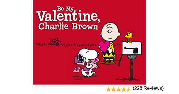 amazoncom be my valentine charlie brown amazon digital services llc - Charlie Brown Valentine Video