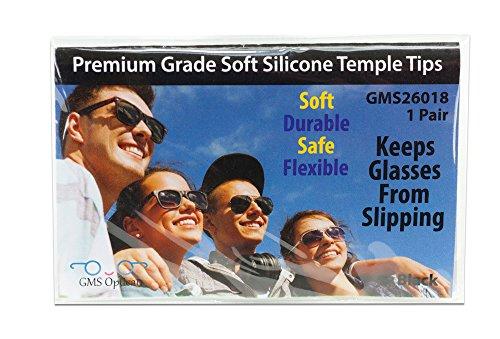 GMS Optical® Premium Grade Comfortable Silicone Anti-slip H