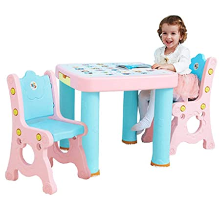 Juegos de mesas y sillas Toque la Mesa de Estudio Mesa de Juegos ...