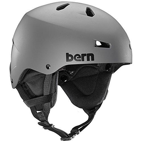 Bern Team Macon Snow Helmet (Macon Skate Helmet)