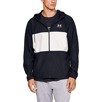 64820d2a4e53 Amazon.com  Under Armour Men s Sportstyle Wind Jacket  Sports   Outdoors