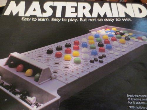 vintage mastermind game - 2