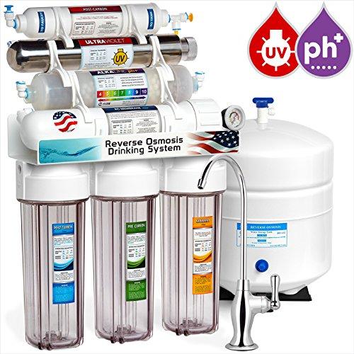 Express Water Alkaline Ultraviolet Filtration