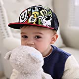 PerfectPrice Caton Baby Baseball Caps Baby Girls Boys Hat Toddler Boys Hipop Caps Size : L 52CM For 3-4 Years