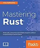 Mastering Rust Front Cover