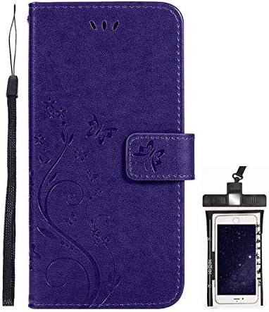 耐汚れ 手帳 サムスン ギャラクシー Samsung Galaxy S10 ケース レザー 本革 耐摩擦 ビジネス 携帯カバー 財布 カバー収納 無料付防水ポーチケース