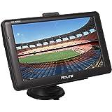 7インチ ポータブルナビ ワンセグテレビ テレビ録画機能 3年間地図更新無料 DC12V DC24V バックカメラ入力 Bluetooth搭載 ハンズフリー オービス警告 GPS