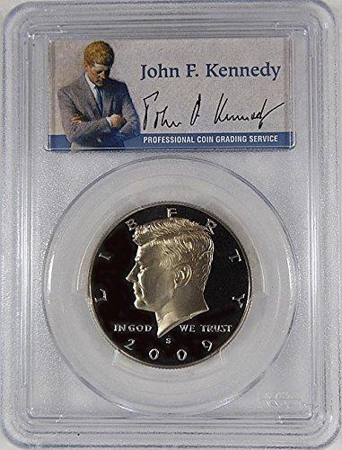 2009 S Kennedy S Clad Proof Half Dollar PR-69 PCGS DCAM