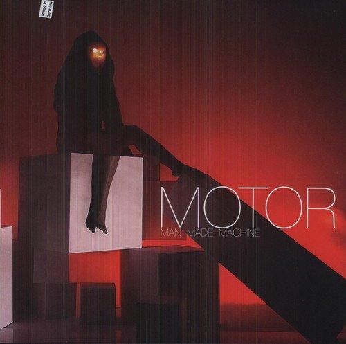 Motor - Man Made Machine EP - Zortam Music
