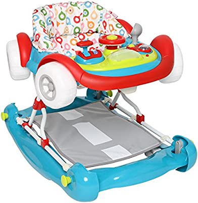 Andador My Child Coupe azul: Amazon.es: Bebé