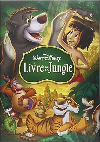 Le Livre De La Jungle Cinema Les Chefs D Oeuvre Disney
