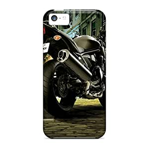 MickyGarcia Slim Fit Protector ZNl3052taCC Shock Absorbent Bumper Cases For Iphone 5c