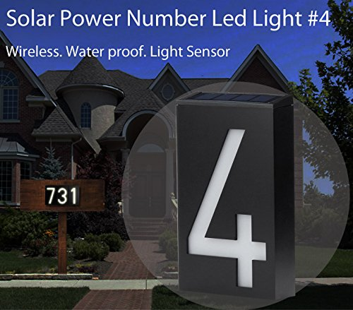 Led Light Address Numbers in Florida - 5