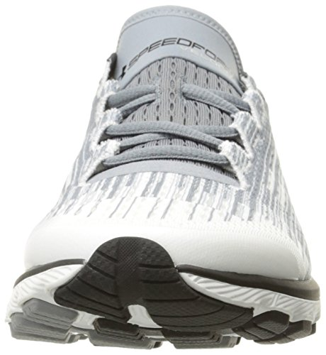 outlet for cheap outlet wiki Under Armour Men's Speedform Velociti Graphic White (100)/Steel pre order sale online discount get authentic HPvGU0gUu