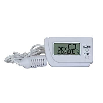 SMARSTAR LCD Digital Thermometer Hygrometer Temperatur-Feuchtigkeits ...