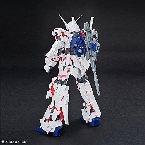 Bandai Hobby Mega Size 1/48 Unicorn Gundam [Destroy Mode] Gundam UC Model Kit Figure by Bandai Hobby (Image #8)
