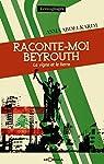 Raconte-moi Beyrouth: La vigne et le lierre (T MOIGNAGES) par Abdelkarim